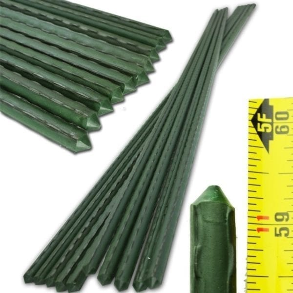 Htg Supply Plant Support Stakes 5 Foot