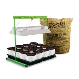 Indoor Herb Garden Kit by HTG Supply
