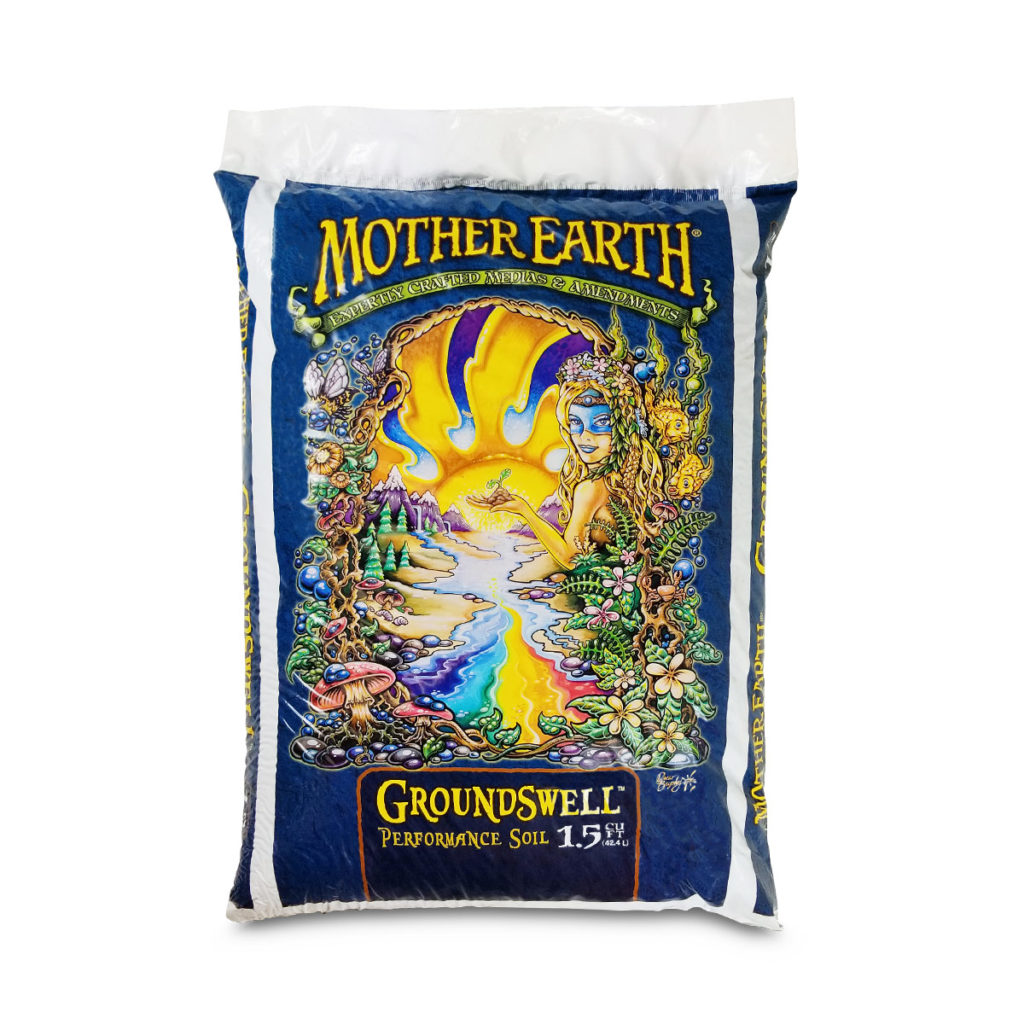 Mother Earth Groundswell Soil – 1.5 Cubic Feet