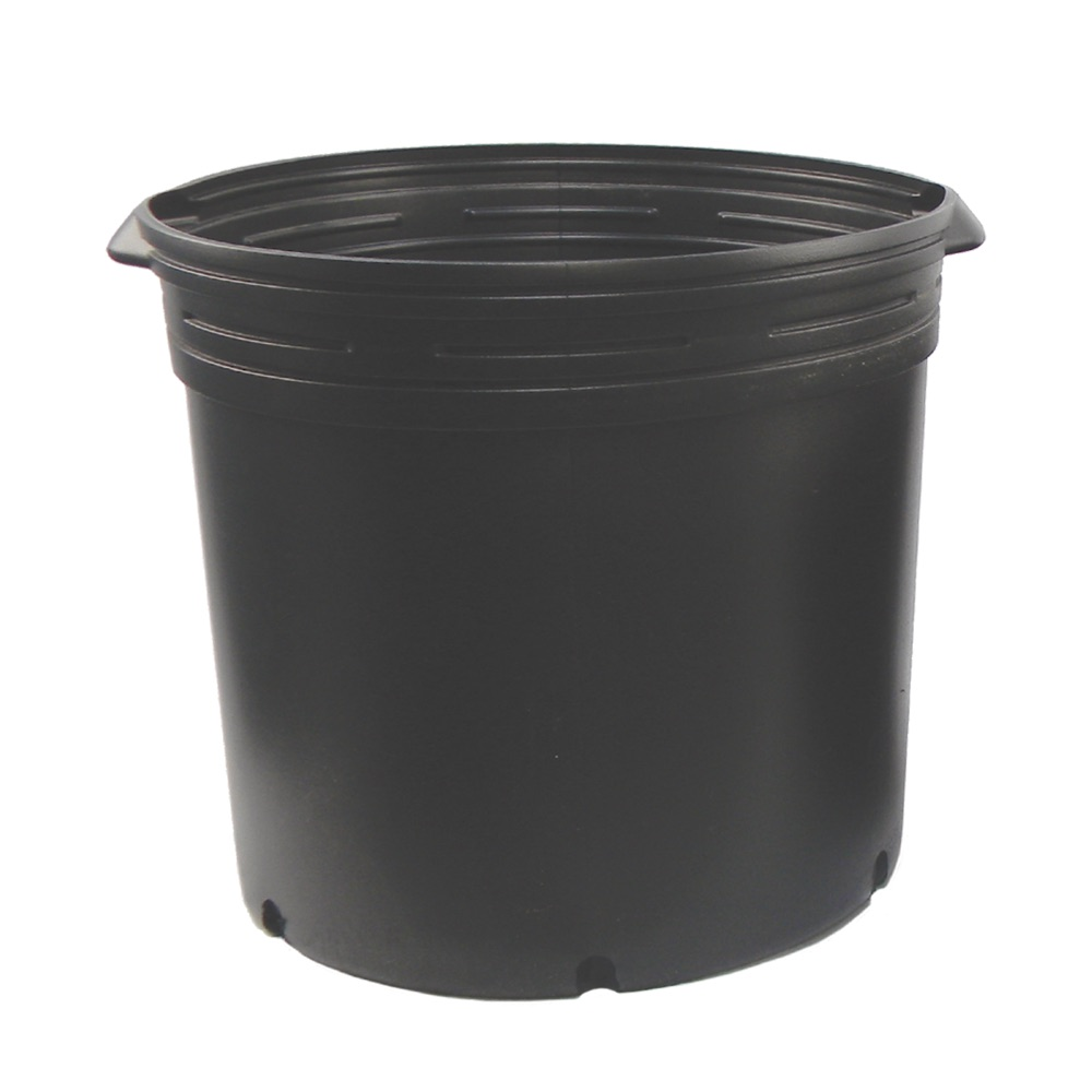 10 Gallon Plastic Nursery Pots