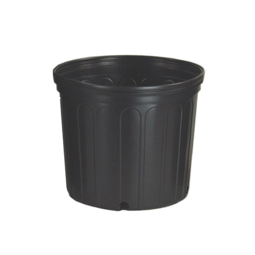 3 Gallon Plastic Nursery Pots