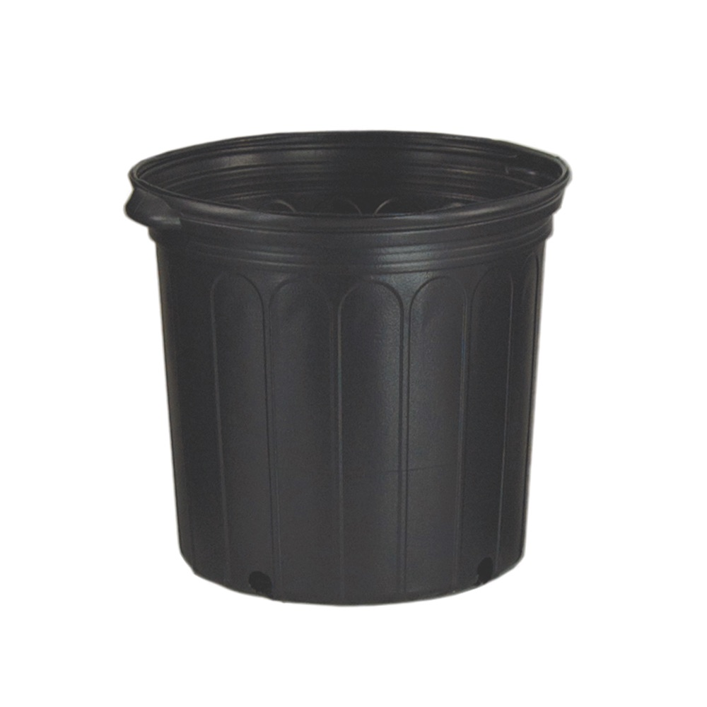 5 Gallon Plastic Nursery Pots