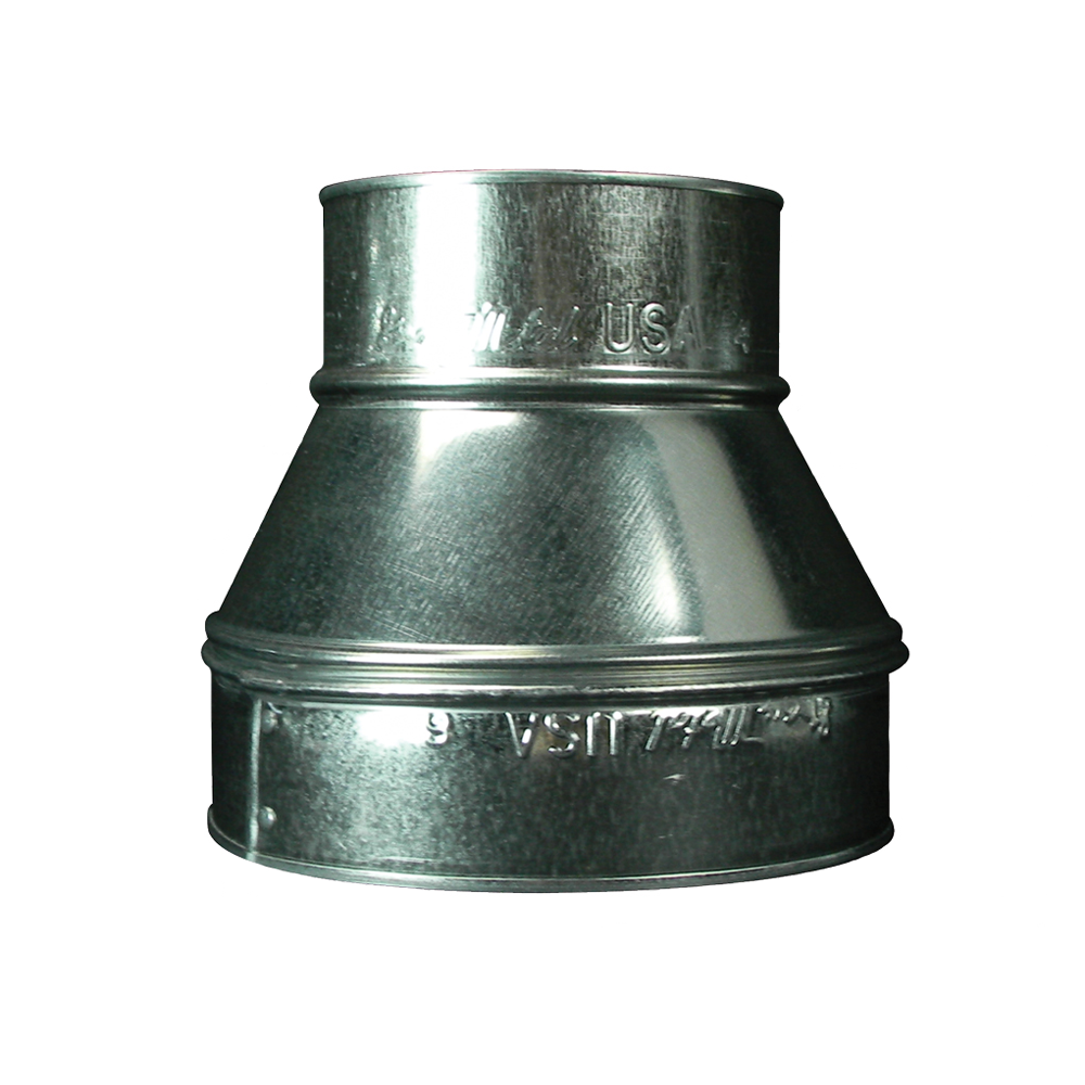 Duct Reducer 6 Inch to 4 Inch