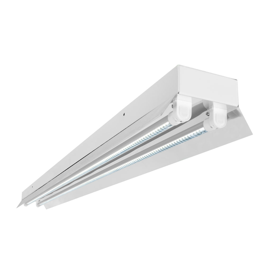 HTG Supply 4′ 2 Lamp T5 LED Light
