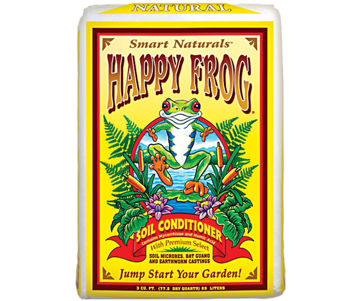 Happy Frog Soil Conditioner 3.0 Cubic Feet