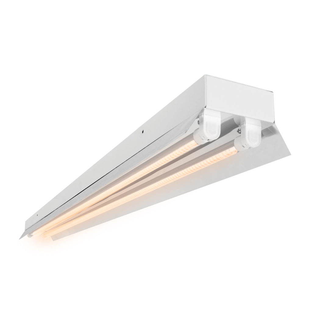 HTG Supply 4′ 2 Lamp T5 Bloom LED Light