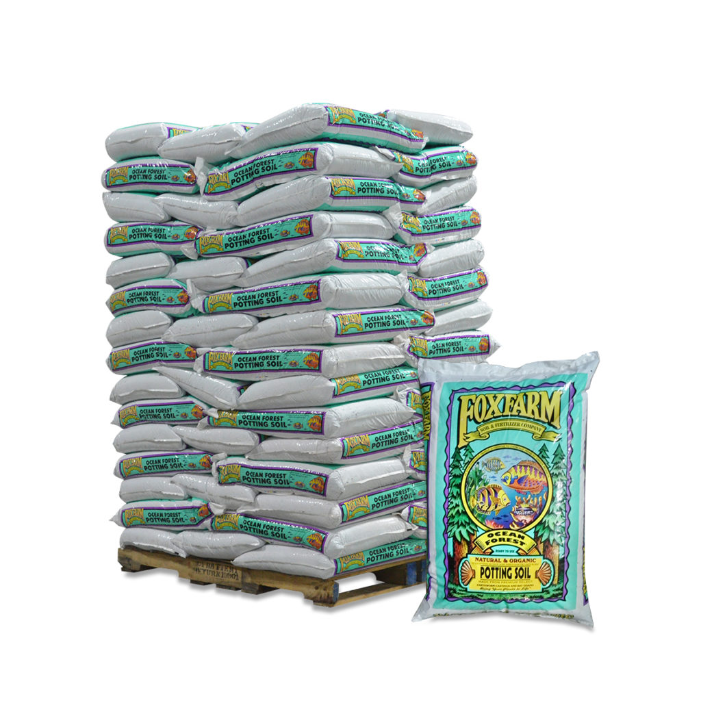 FoxFarm Ocean Forest Potting Soil – Pallet of 75