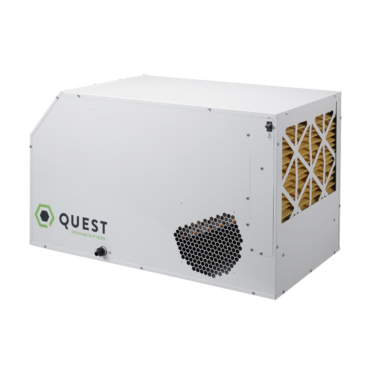 Quest Dual 155 Dehumidifier