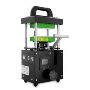 Rosin Tech Press Smash Side Angle