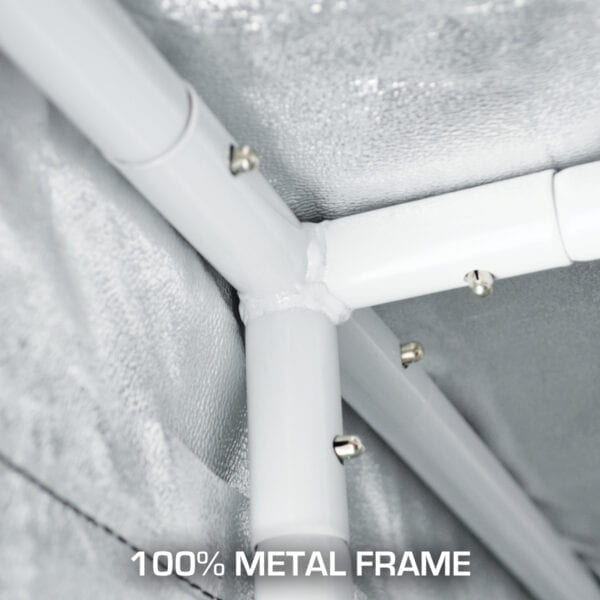Agromax Grow Tent Features Metal Frame Words