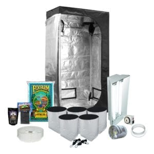 IL Budget Grow Tent Kit