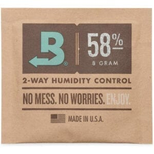 Boveda 58% Humidity 8 Grams