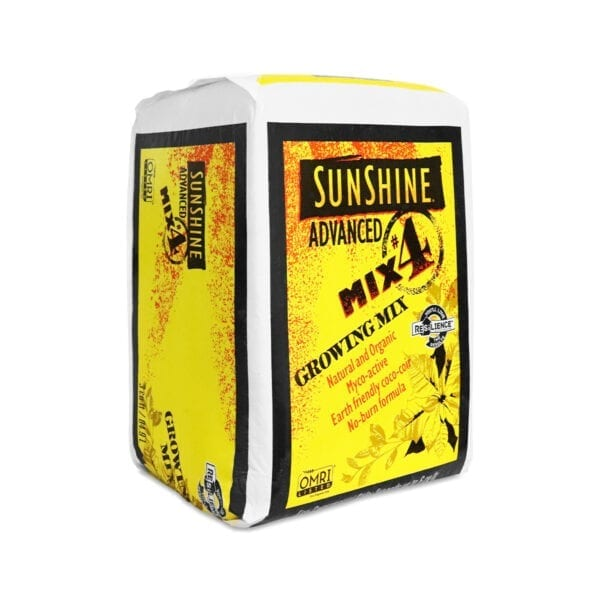 Sungro Sunshine 4 Advanced Growing Potting Mix