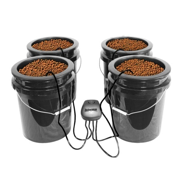 Bubble Brothers XL 4 Pot DWC System