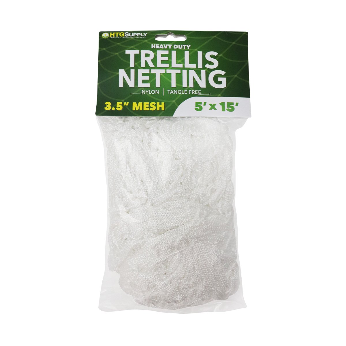 HTG Supply Trellis Netting – 3.5 Inch Mesh