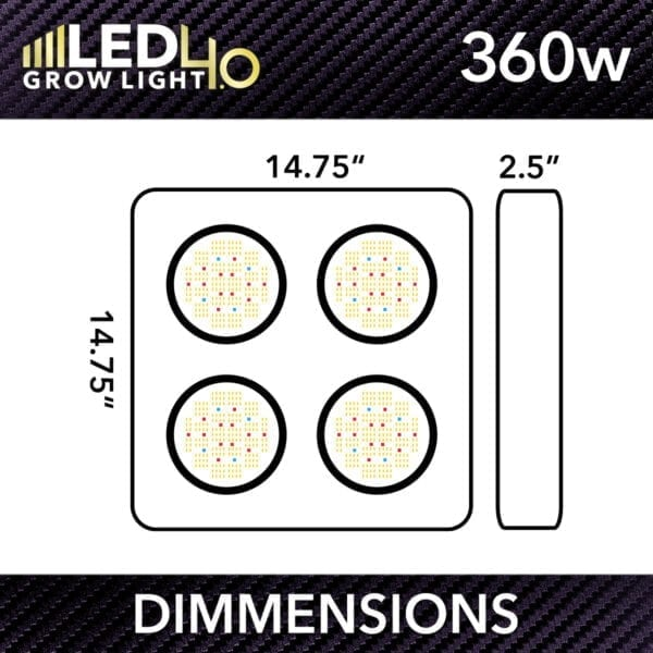Htg Led 4.0 Dimmensions 360W (1)