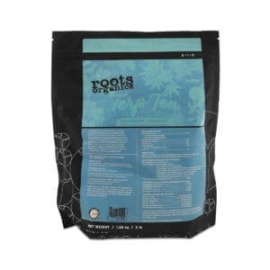 Roots Organics Terp Tea Microbe Charge 3Lb Front