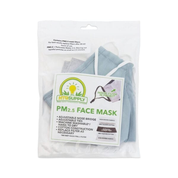 HTG Supply PM 2.5 Face Mask