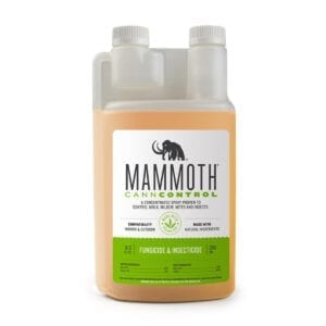 Mammoth Canncontrol