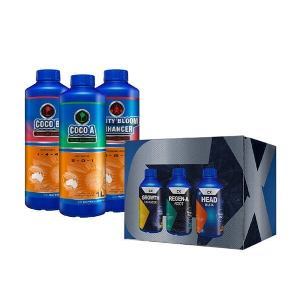Cx Tent Kits Supporting Nutrients Liter Coco