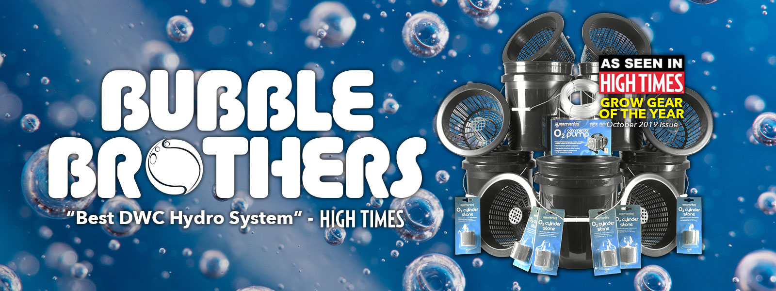 Best DWC Hydroponics Systems For Sale at HTG Supply