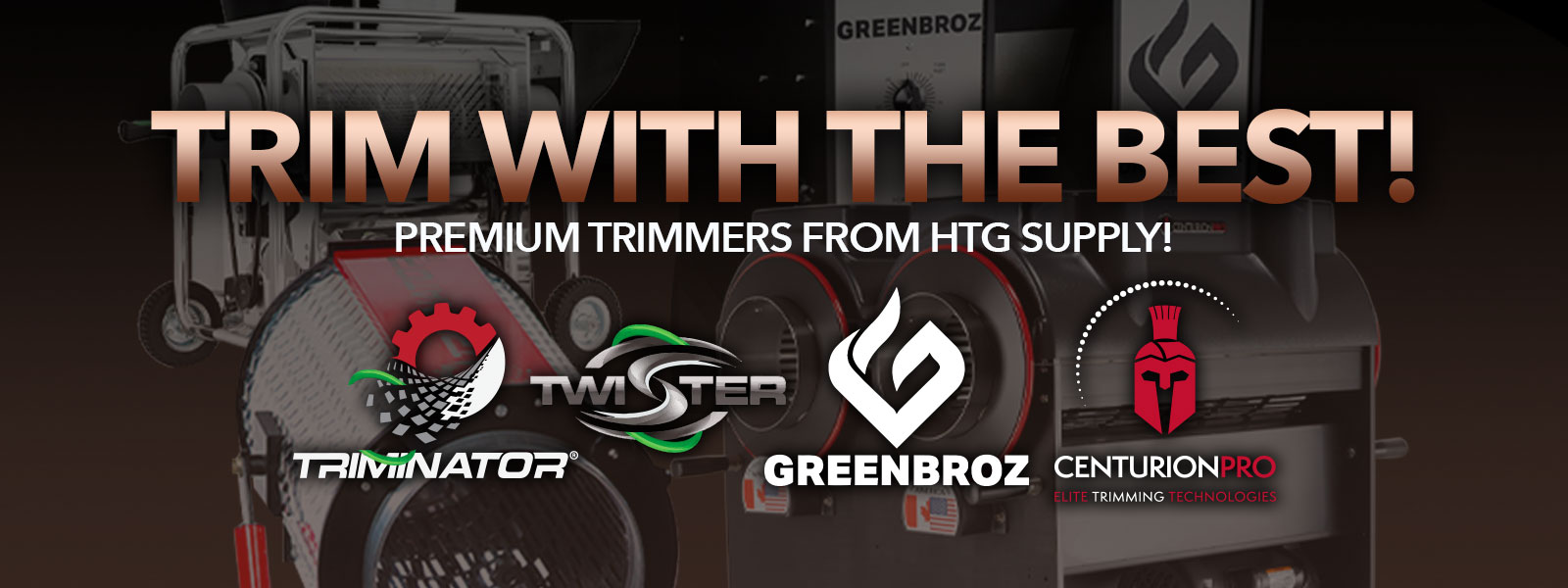 Best Bud Trimmers for Sale at HTG Supply