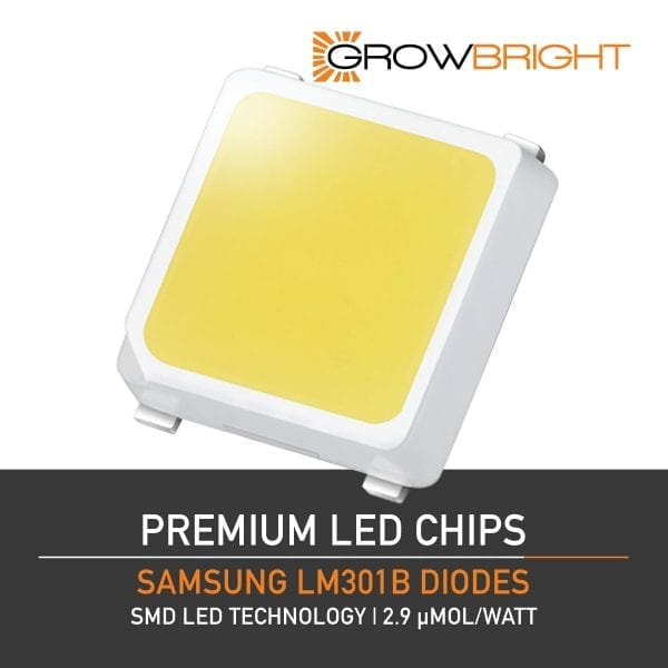 SS-1000 100w LED Grow Light Samsung Chips