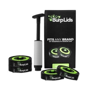 Burp Lids 4 Pack