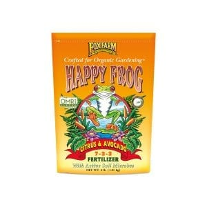 FoxFarm Happy Frog Citrus And Avocado 4lb