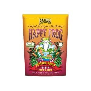 FoxFarm Happy Frog Japanese Maple 4lb