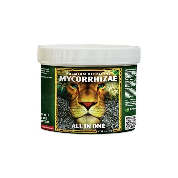 GreenGro Biologicals Premium Ultrafine Mycorrhizae 1lb