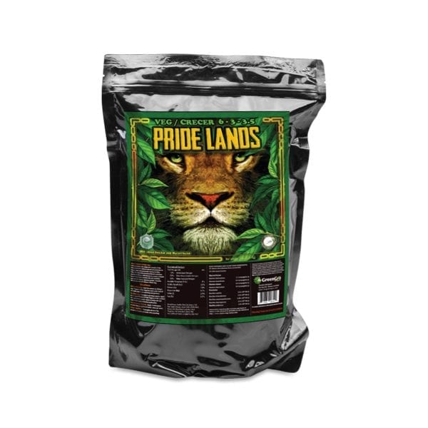 GreenGro Biologicals Pride Lands Veg 5lb