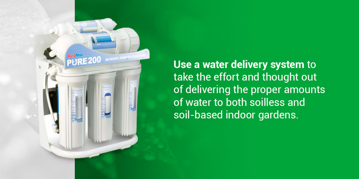 Water Delivery System