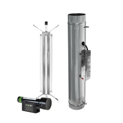 Air-Sanitizer Systems
