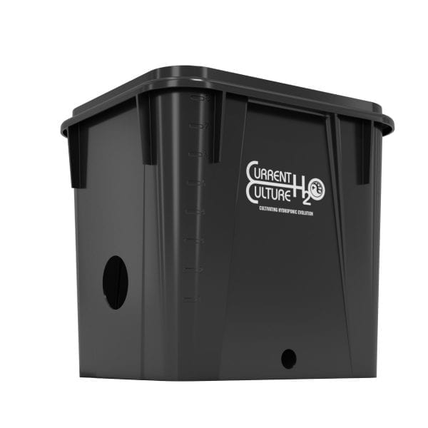 8 Gallon Growth Module - Drilled For Bulkheads - With Plug Kit