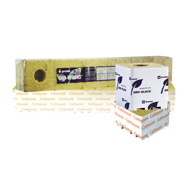 Shop Rockwool Cubes for Gardening Product Category
