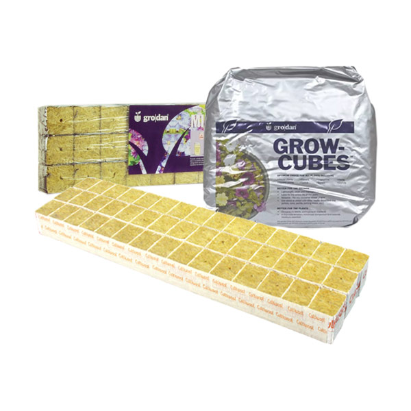 Shop Rockwool Mini Grow Cubes Product Category